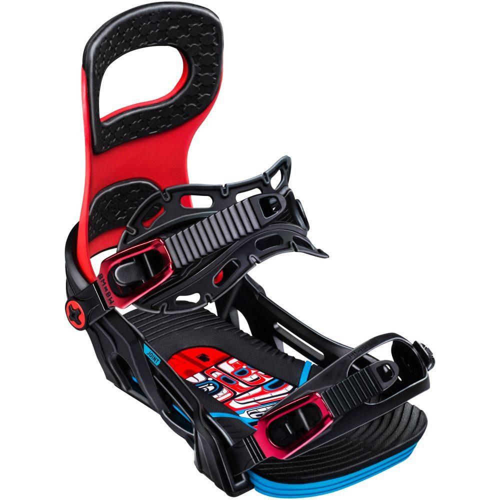 ベントメタル Bent Metal メンズ スキー・スノーボード ビンディング【Joint Snowboard Bindings 2020】Black/Red