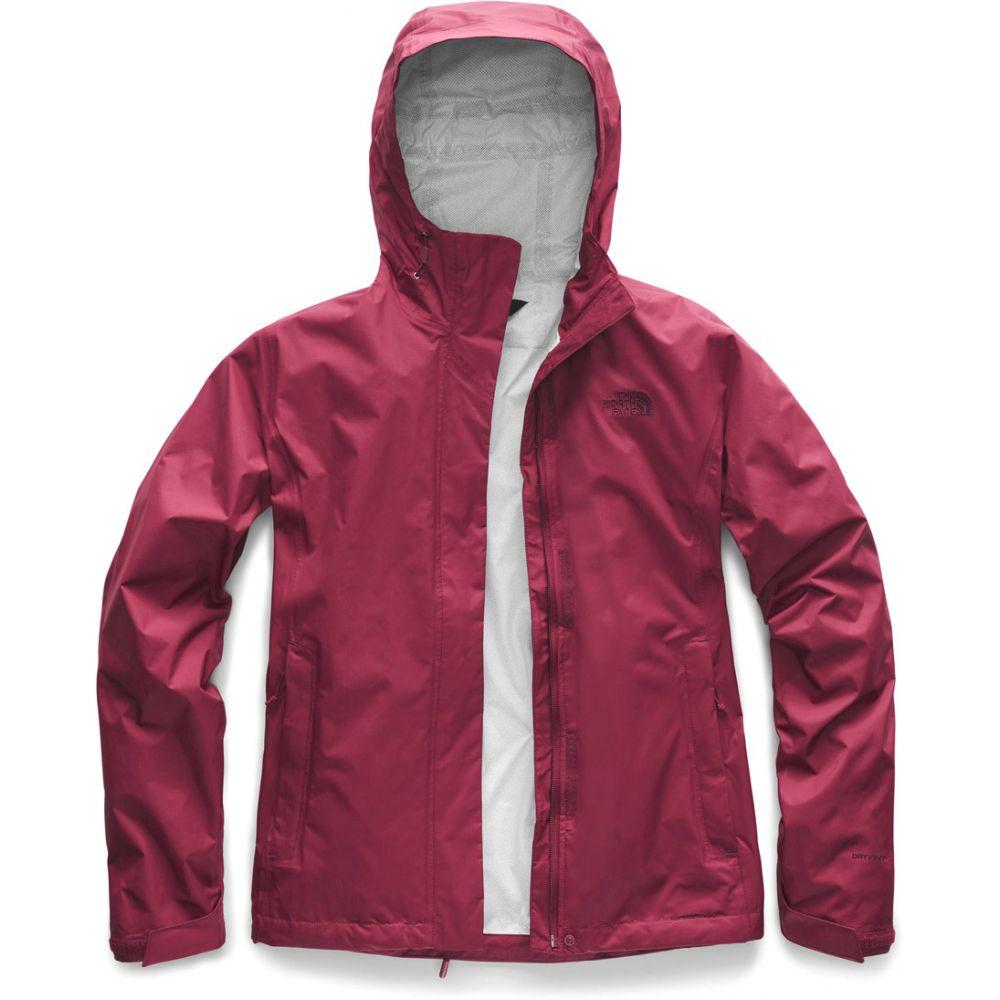 ザ ノースフェイス The North Face レディース ジャケット アウター【Venture 2 Jacket】Rumba Red