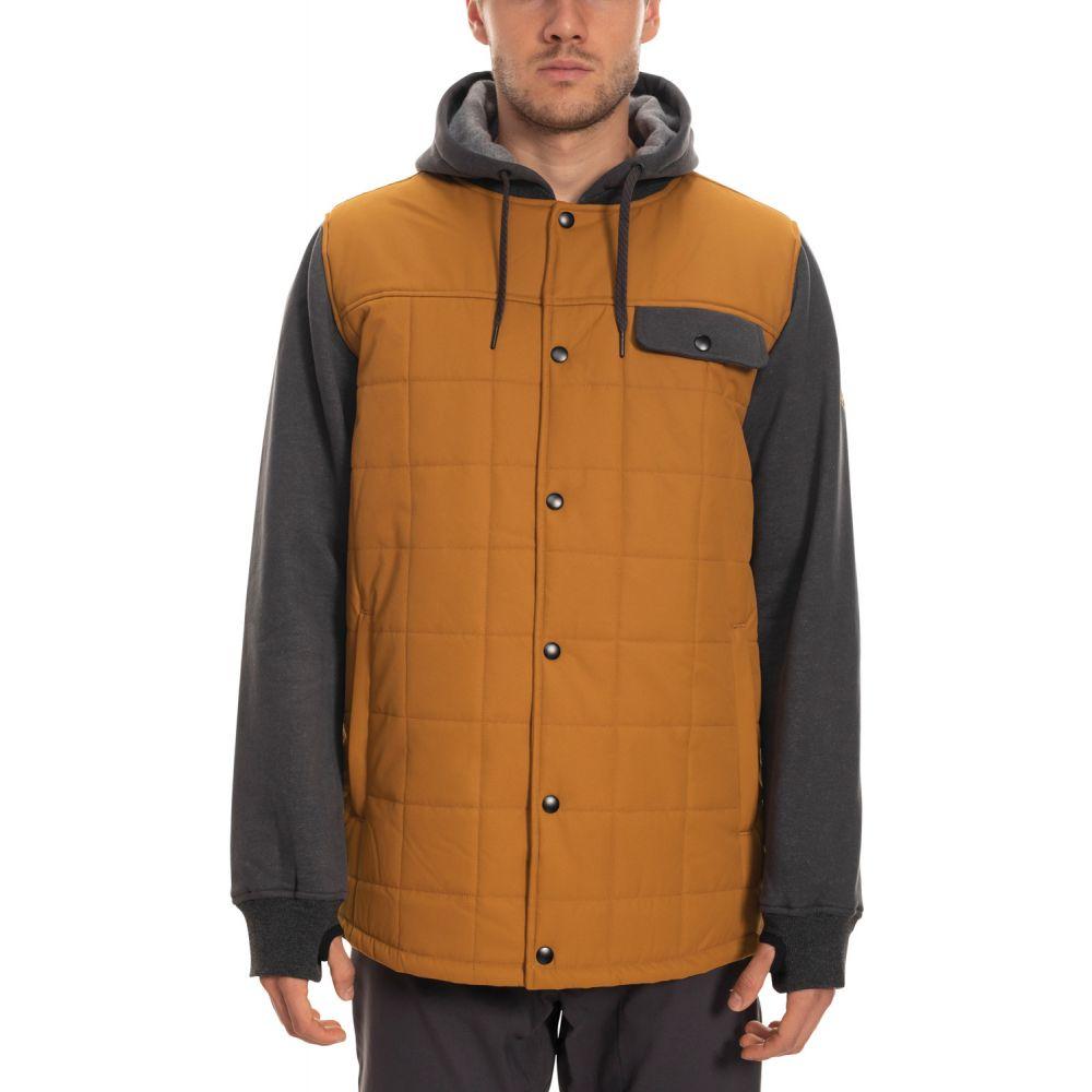 シックス エイト シックス 686 メンズ ジャケット アウター【Bedwin Insulated Jacket】Golden Brown