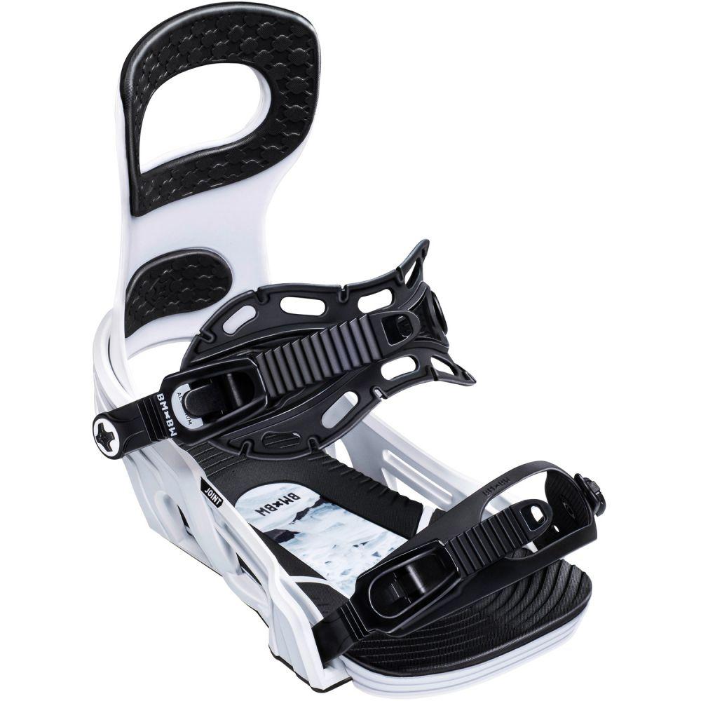 ベントメタル Bent Metal メンズ スキー・スノーボード ビンディング【Joint Snowboard Bindings 2020】White