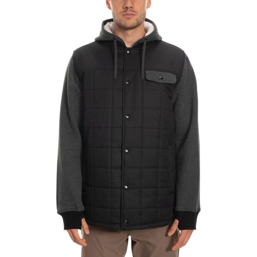 シックス エイト シックス 686 メンズ ジャケット アウター【Bedwin Insulated Jacket】Black