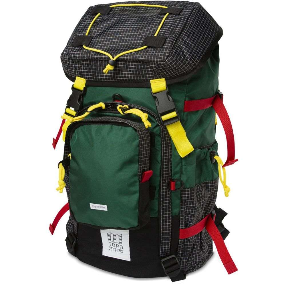 トポ デザイン Topo Designs メンズ バックパック・リュック バッグ【Subalpine Backpack】Forest