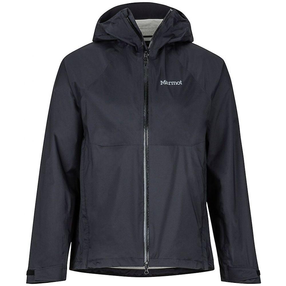 マーモット Marmot メンズ レインコート アウター【PreCip Eco Stretch Rain Jacket】Black