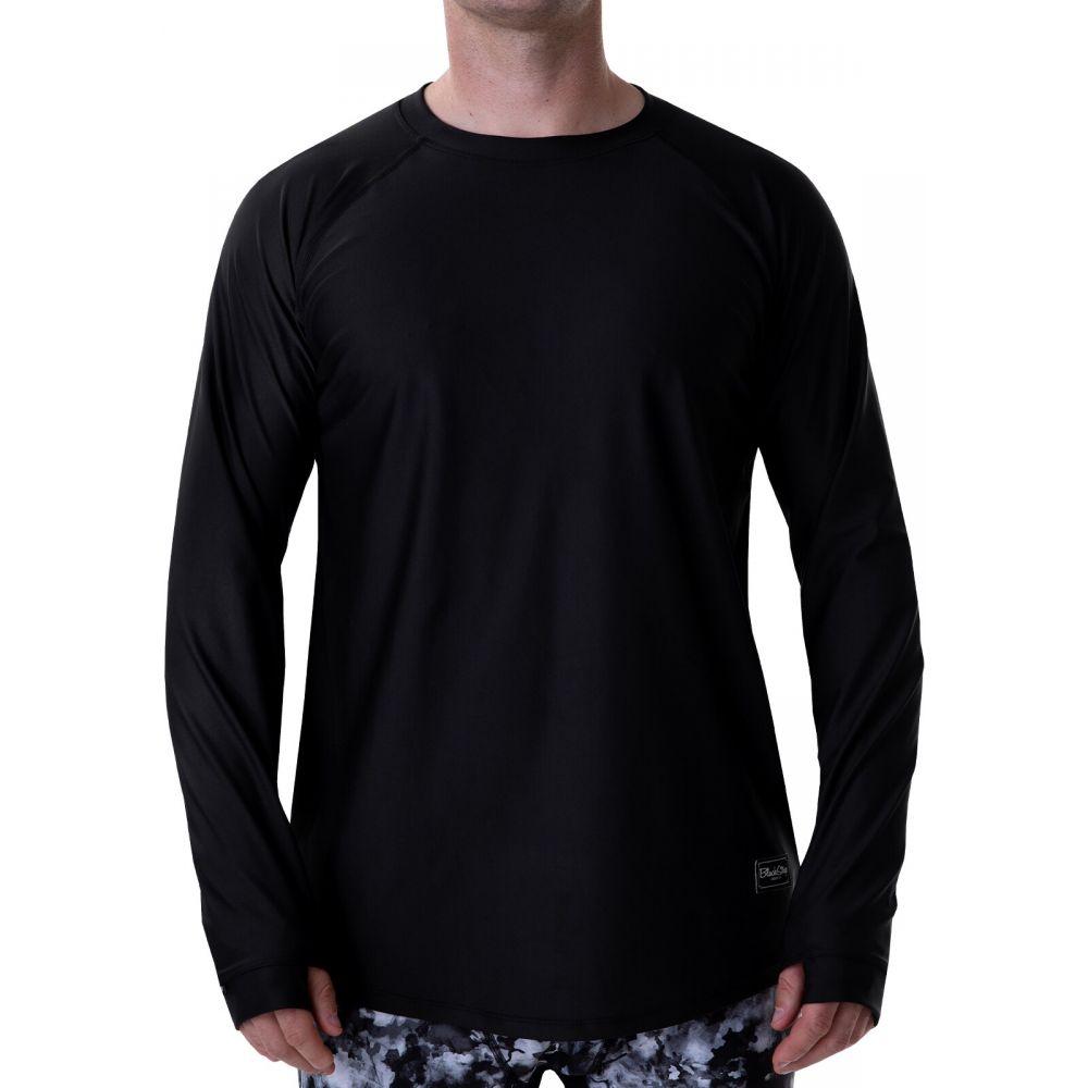 ブラックストラップ Blackstrap メンズ スキー・スノーボード ベースレイヤー トップス【Skyliner Baselayer Top】Black