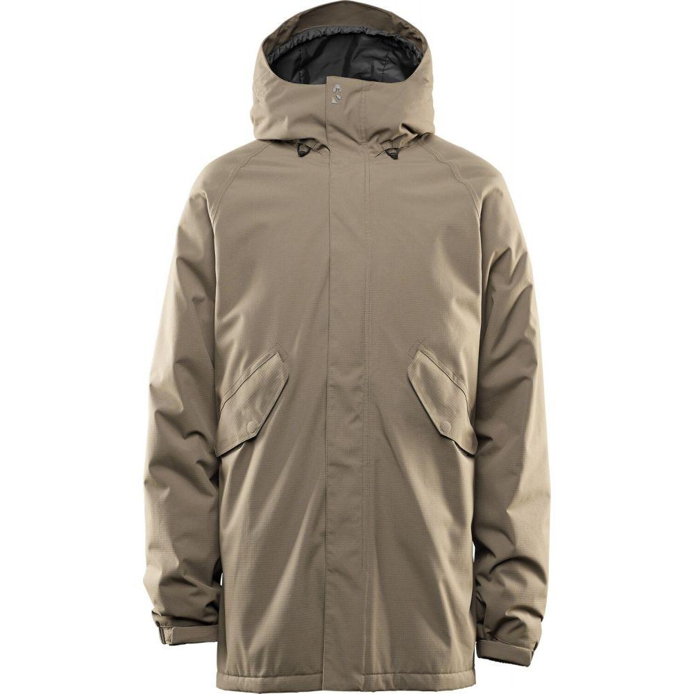 サーティーツー Thirty Two メンズ スキー・スノーボード コート ジャケット アウター【32 - Lodger Parka Snowboard Jacket 2020】Olive