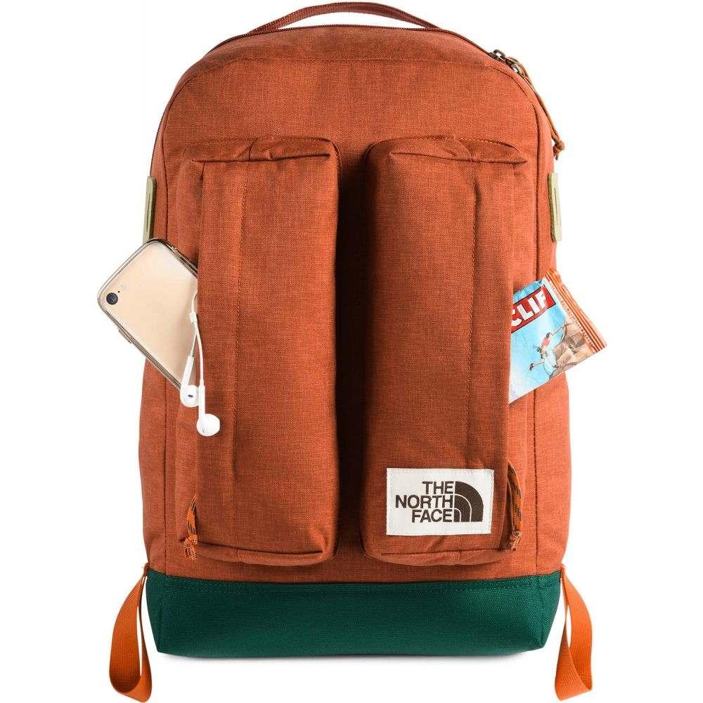 ザ ノースフェイス The North Face メンズ バックパック・リュック バッグ Crevasse Backpack Picante Red Dark Heather Night GreenA54LqcRj3