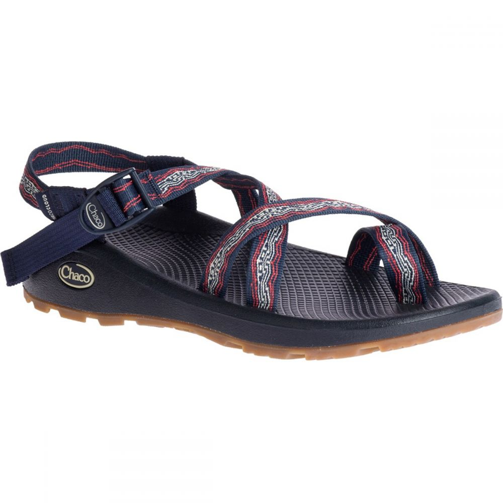 チャコ Chaco メンズ サンダル シューズ・靴【Z/Cloud 2 Sandals】Tri Navy