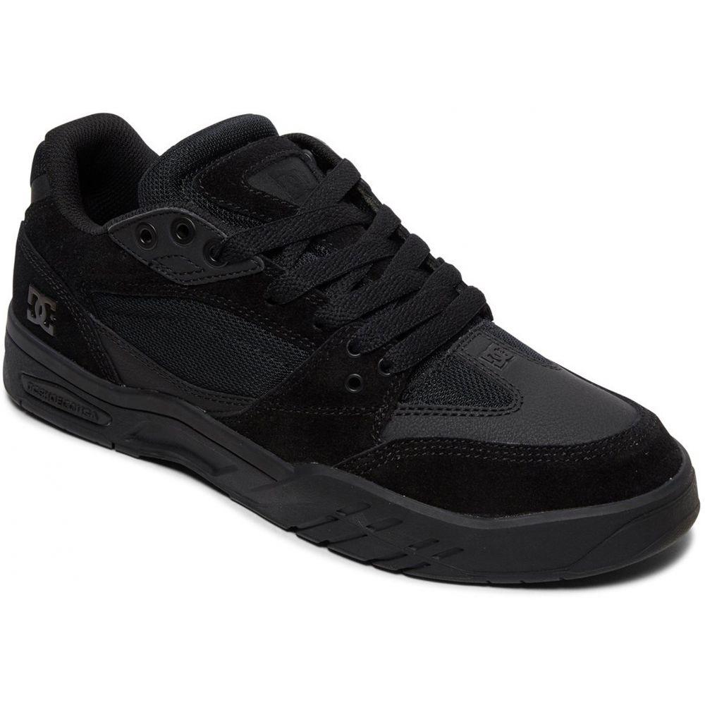 ディーシー DC メンズ スケートボード シューズ・靴【Maswell Skate Shoes】Black