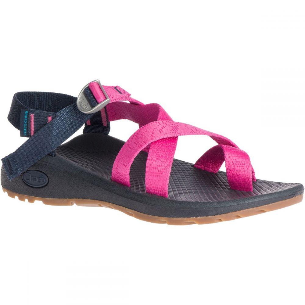 チャコ Chaco レディース サンダル・ミュール シューズ・靴【Z/Cloud 2 Sandals】Magenta