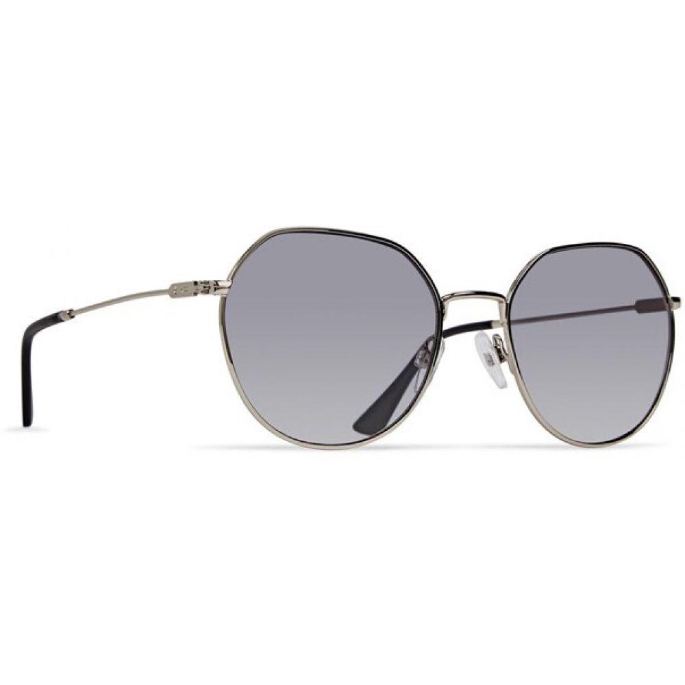ドットダッシュ Dot Dash メンズ メガネ・サングラス 【Jitters Sunglasses】Silver Gloss/Grey Lens
