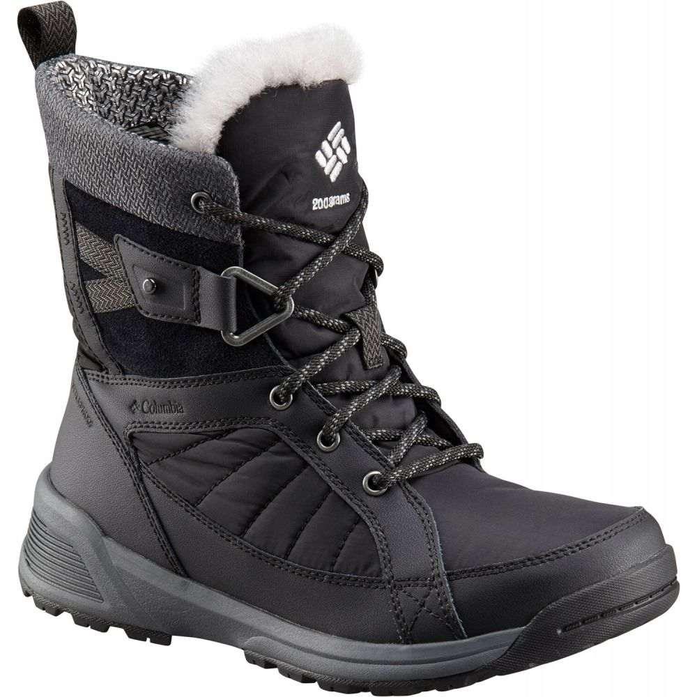 コロンビア Columbia レディース ブーツ シューズ・靴【Meadows Shorty Omni-Heat 3D Boots】Black/Steam