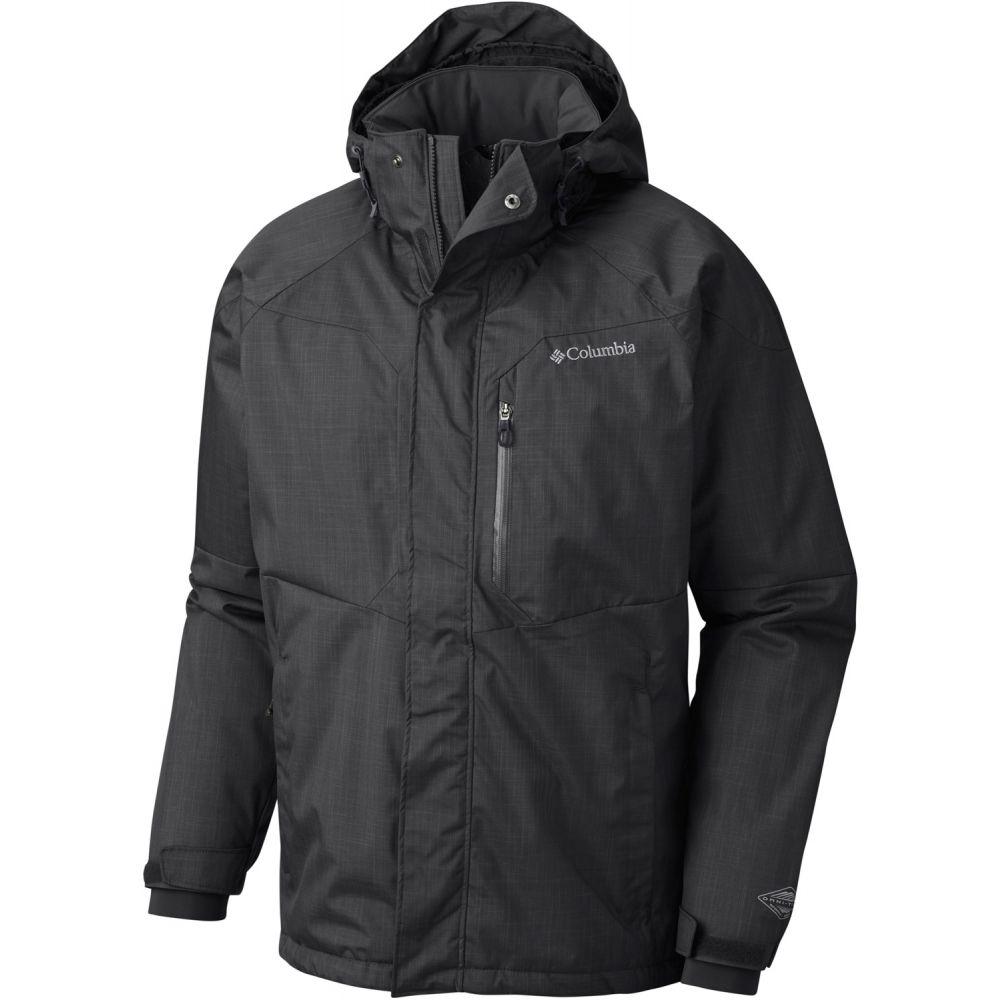 コロンビア Columbia メンズ スキー・スノーボード ジャケット アウター【Alpine Action Ski Jacket】Black