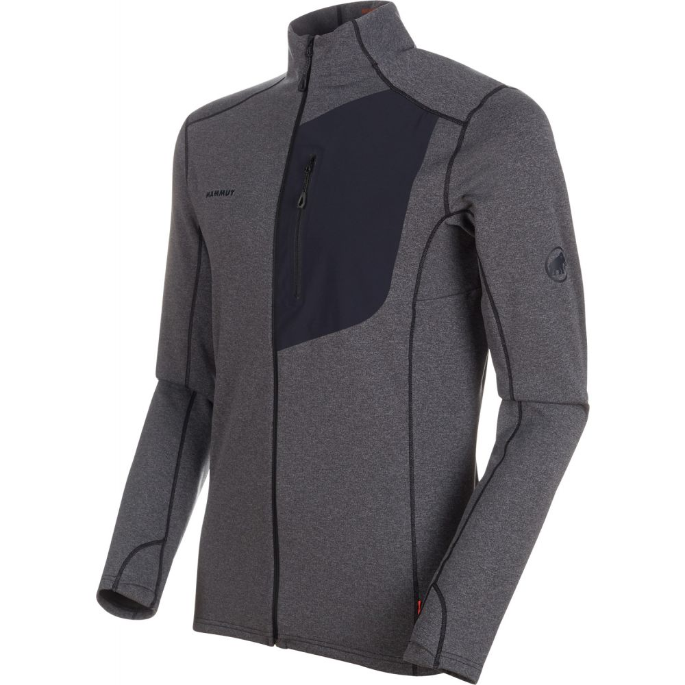 マムート Mammut メンズ ジャケット ミッドレイヤー アウター【Aconcagua Light Midlayer Jacket】Black