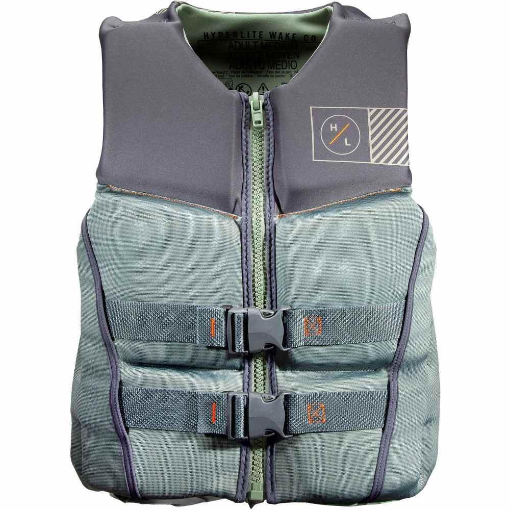ハイパーライト Hyperlite メンズ トップス【Prime CGA Wakeboard Vest】Slate