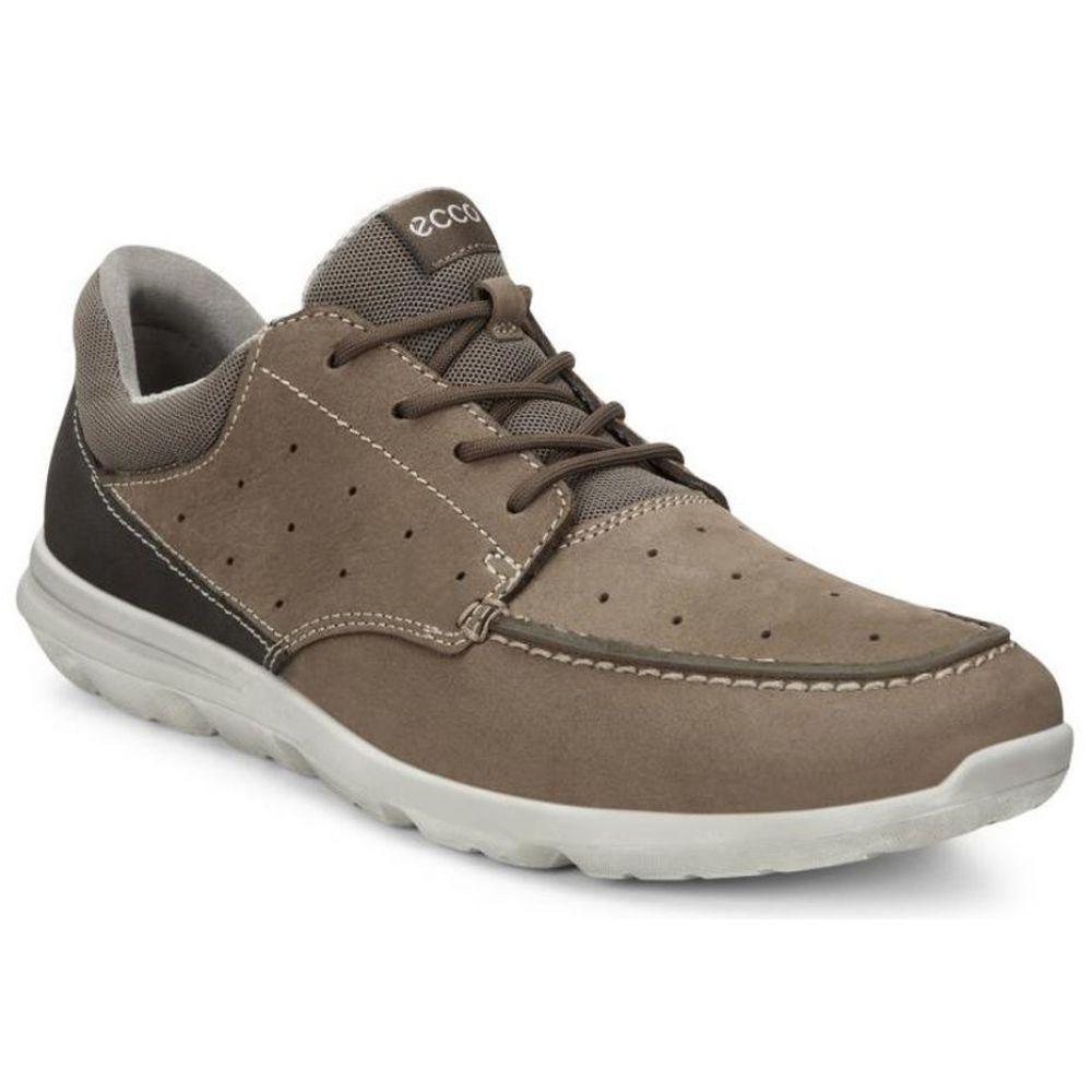 エコー ECCO メンズ スリッポン・フラット シューズ・靴【Calgary Moc Shoes】Birch/Licorice