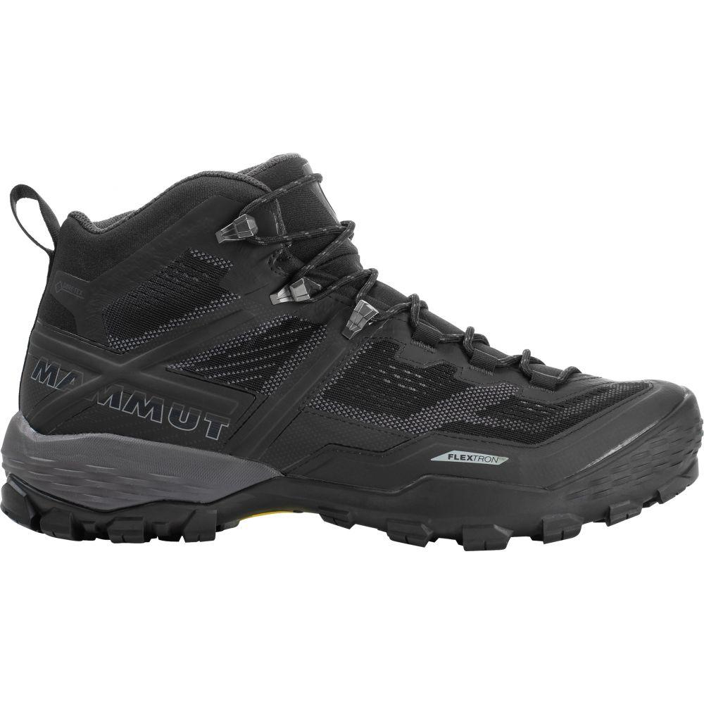 マムート Mammut メンズ ハイキング・登山 ブーツ シューズ・靴【Duncan Mid Gore-Tex Hiking Boots】Black/Dark Titanium