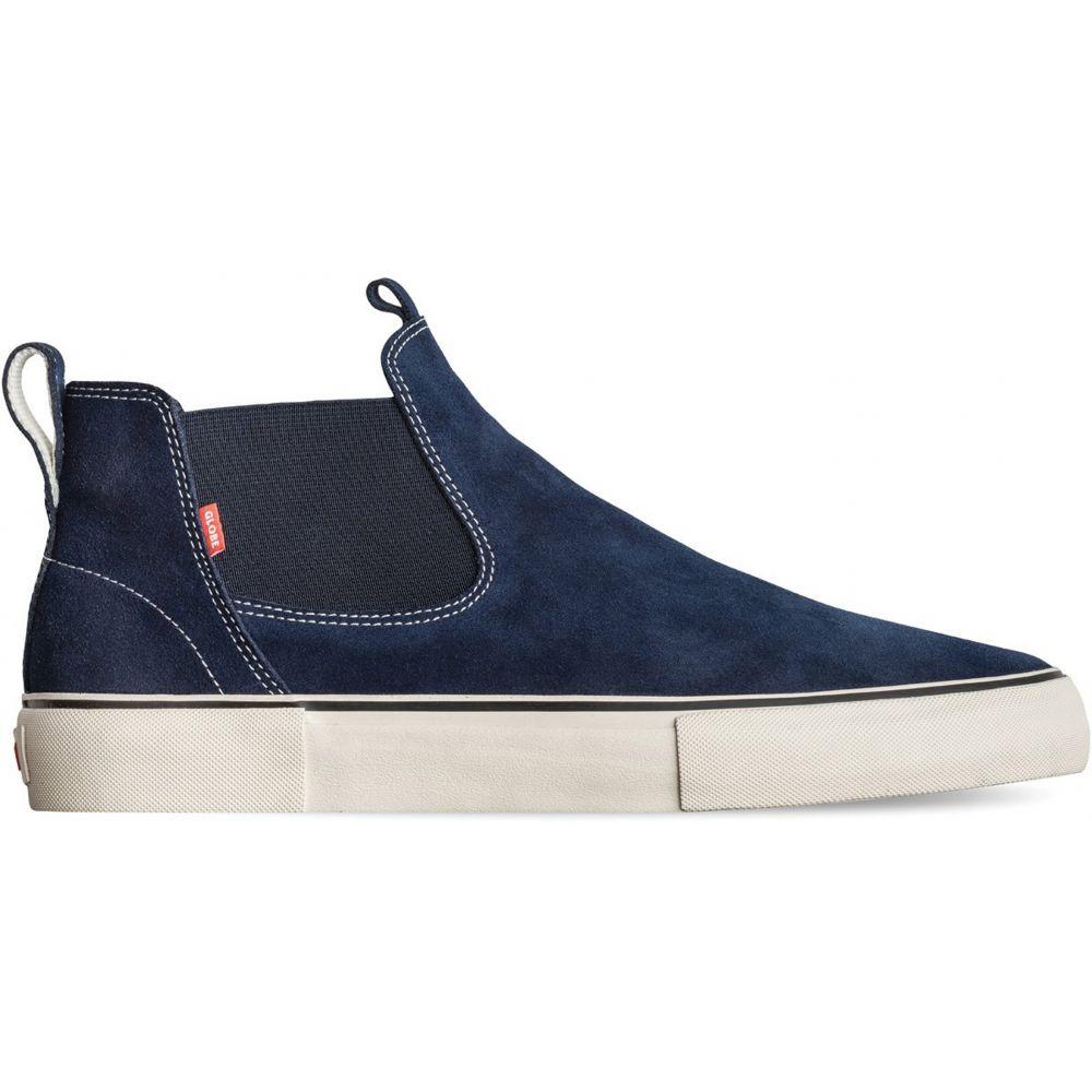 グローブ Globe メンズ スケートボード シューズ・靴【Dover Skate Shoes】Navy/Antique TF