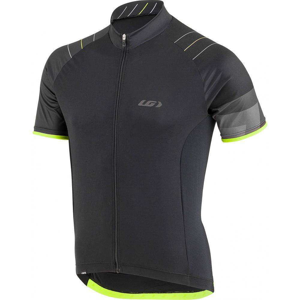 ルイガノ Louis Garneau メンズ 自転車 トップス【Zircon 2 Bike Jersey】黒/グレー