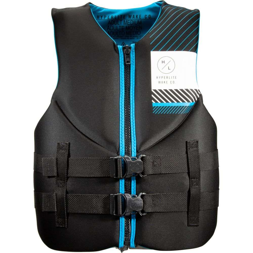 ハイパーライト Hyperlite メンズ トップス【Indy CGA Wakeboard Vest】Black/Blue