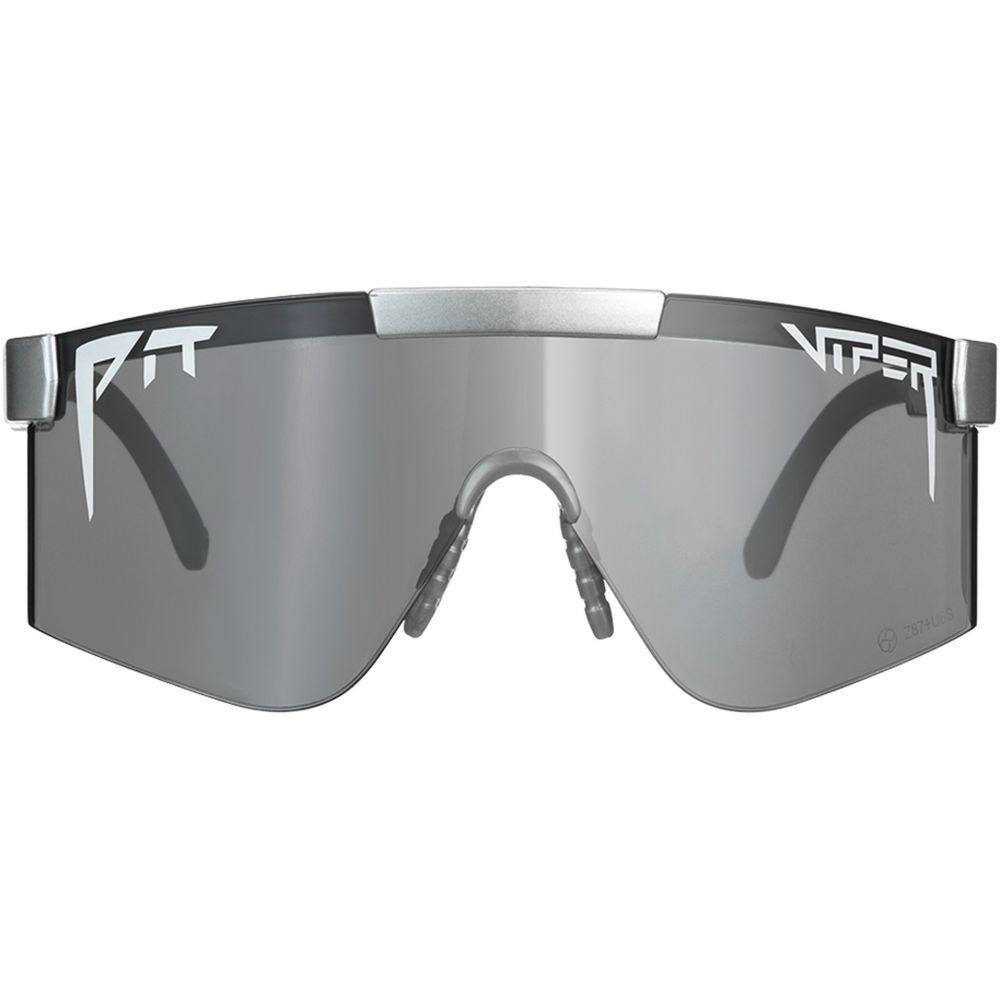 ピットバイパー Pit Viper メンズ メガネ・サングラス 【The Spine Tingler Sunglasses】Silver Mirror Lens