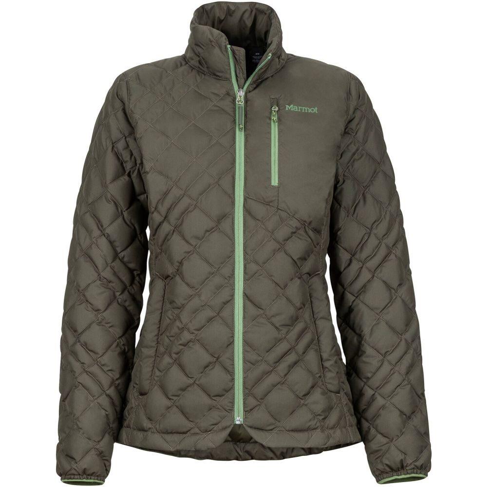 マーモット Marmot レディース ジャケット アウター【Istari Featherless Jacket】Forest Night