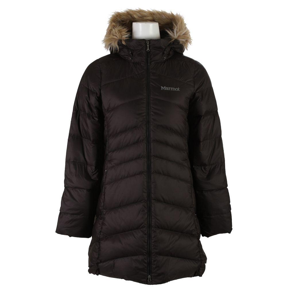 マーモット Marmot レディース ダウン・中綿ジャケット アウター【Montreal Jacket】Black