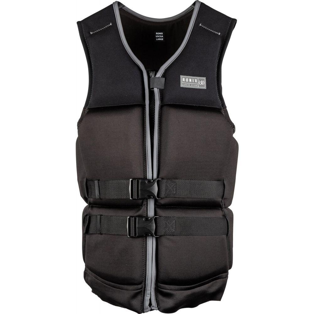 ロニックス Ronix メンズ トップス【Koal Capella 3.0 CGA Wake Vest】Black Ops