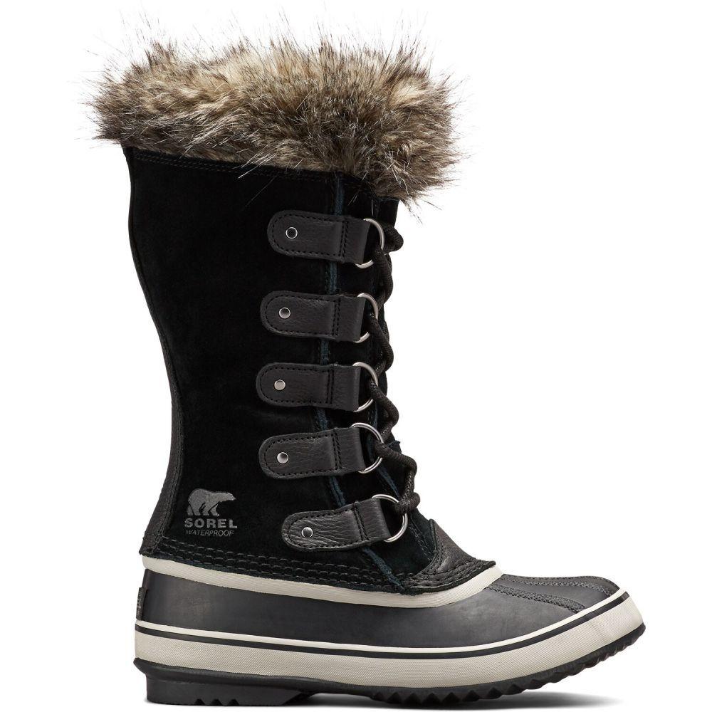 ソレル Sorel レディース ブーツ シューズ・靴【Joan Of Arctic Boots】Black/Quarry