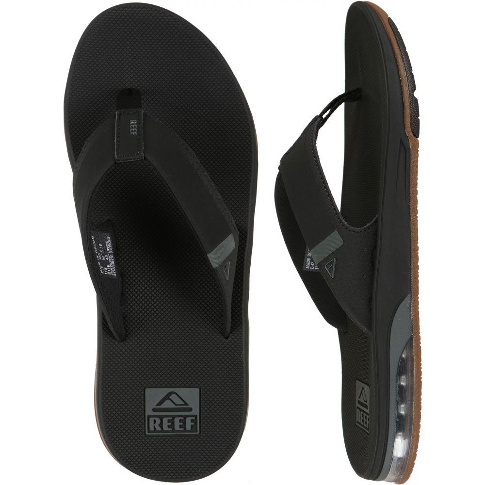リーフ Reef メンズ サンダル シューズ・靴【Fanning 2.0 Sandals】Black