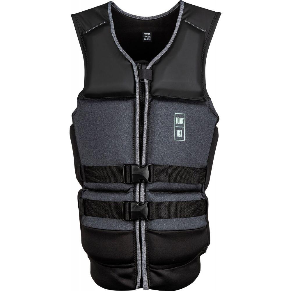ロニックス Ronix メンズ トップス【RXT Capella 3.0 CGA Wake Vest】Charcoal Heather/Black