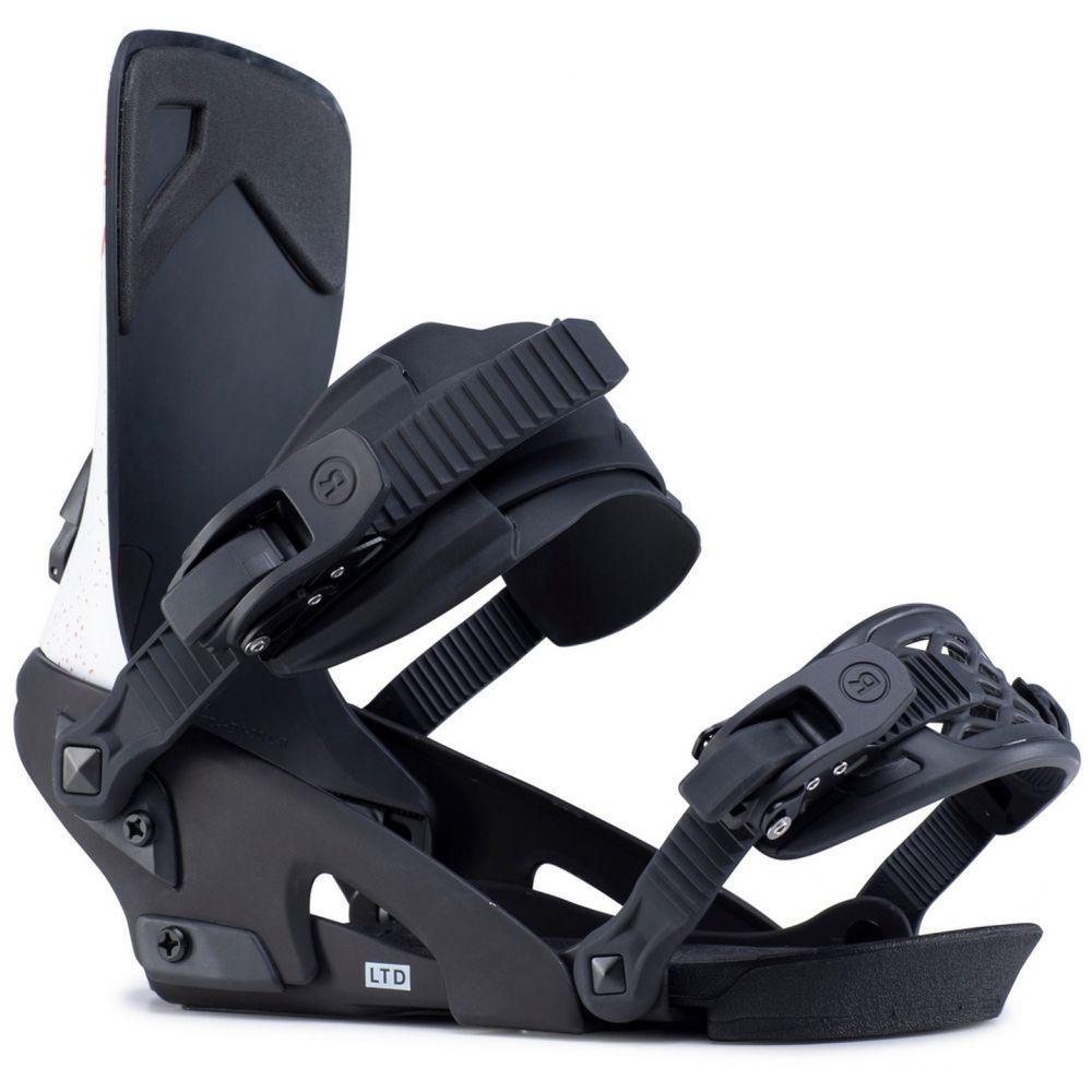 ライド Ride メンズ スキー・スノーボード ビンディング【LTD Snowboard Bindings 2020】Rad Dan/Black