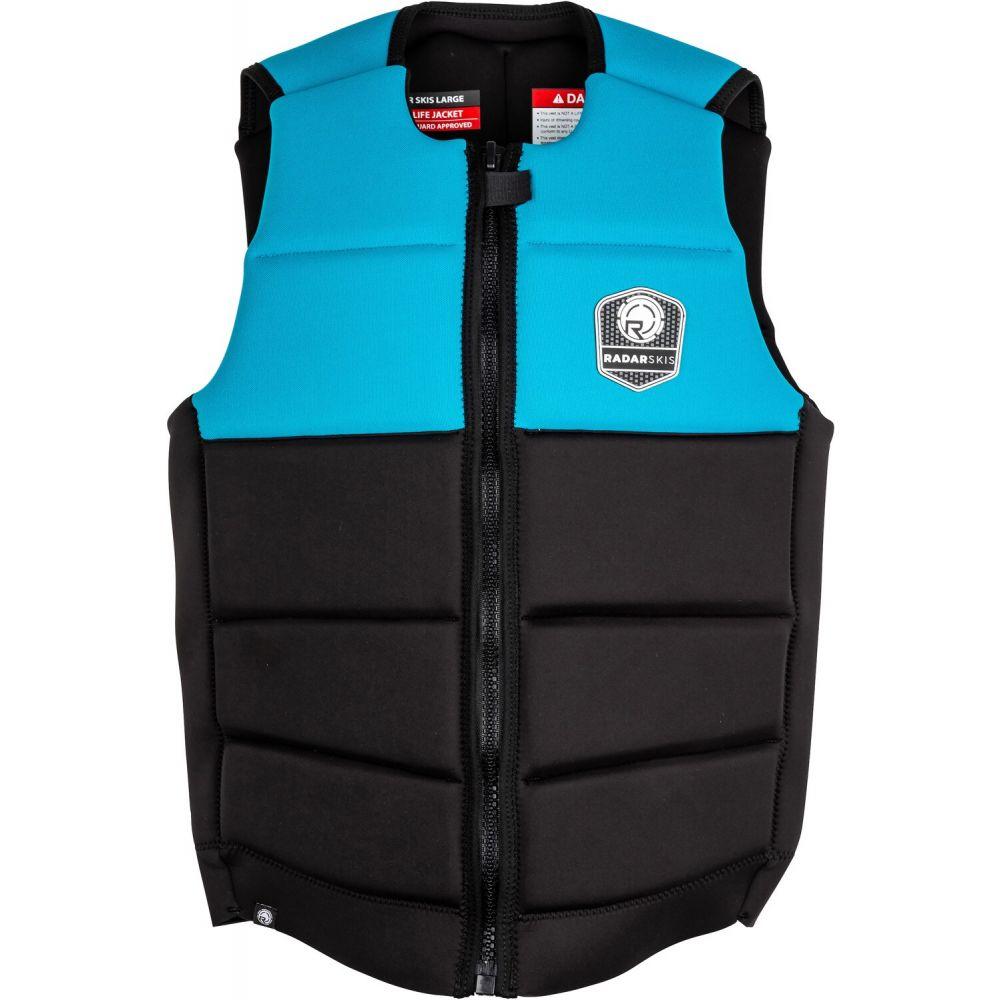 レーダー Radar メンズ トップス【Tidal LTD Impact NCGA Waterski Vest】Neon Blue/Black