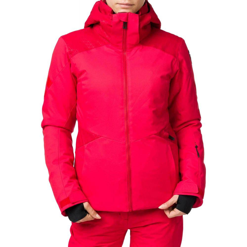 ロシニョール Rossignol レディース スキー・スノーボード ジャケット アウター【Controle Ski Jacket】Rose Wood