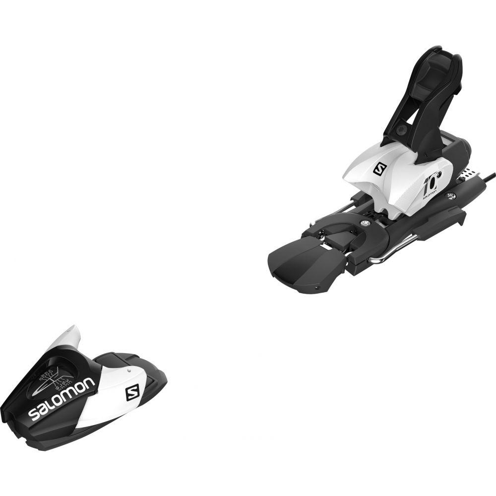 サロモン Salomon レディース スキー・スノーボード ビンディング【L10 Ski Bindings 2020】Black/White