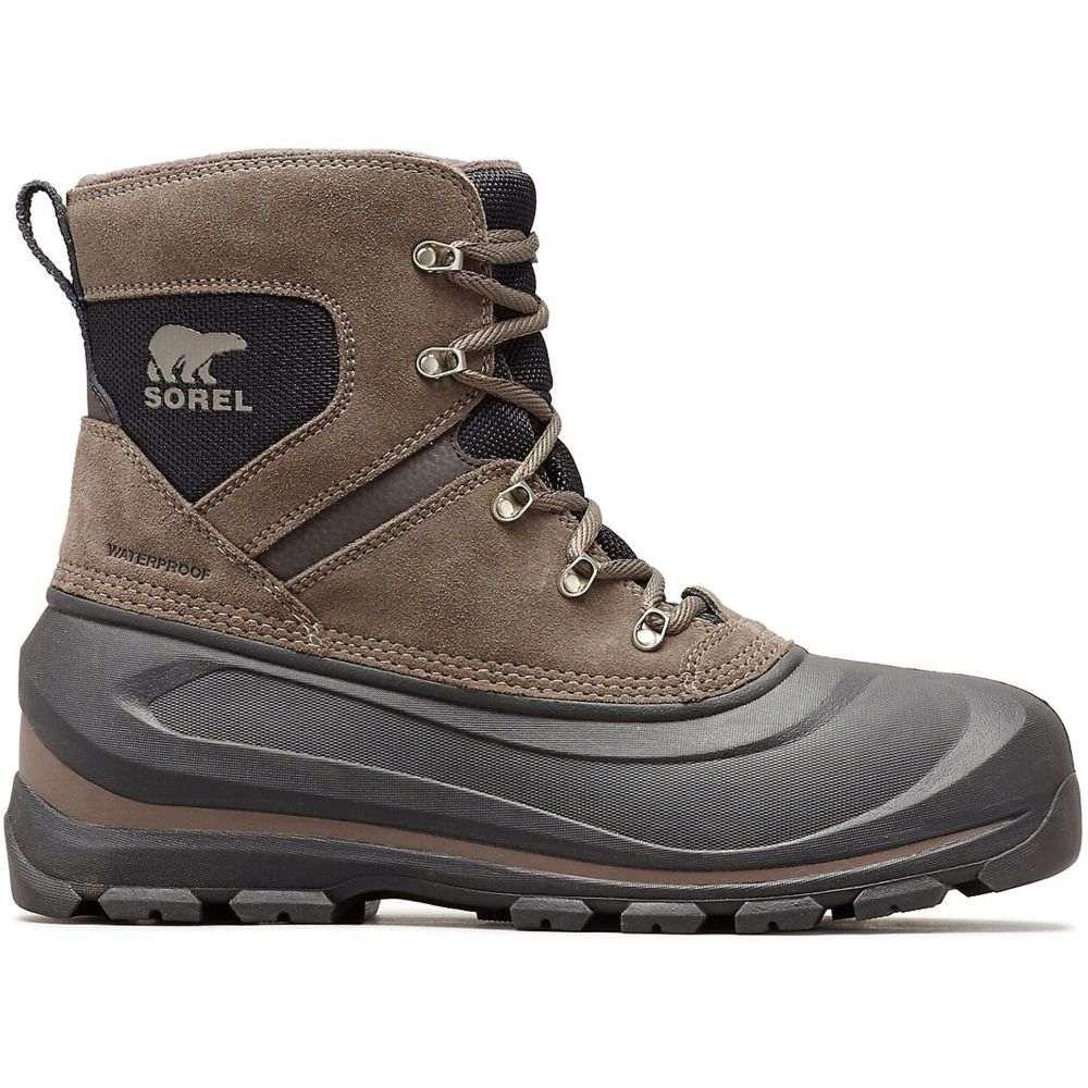 【T-ポイント5倍】 ソレル Sorel メンズ ブーツ シューズ・靴【Buxton Lace Boots】Major/Black, 生活計量(ライフスケール) 750250a6