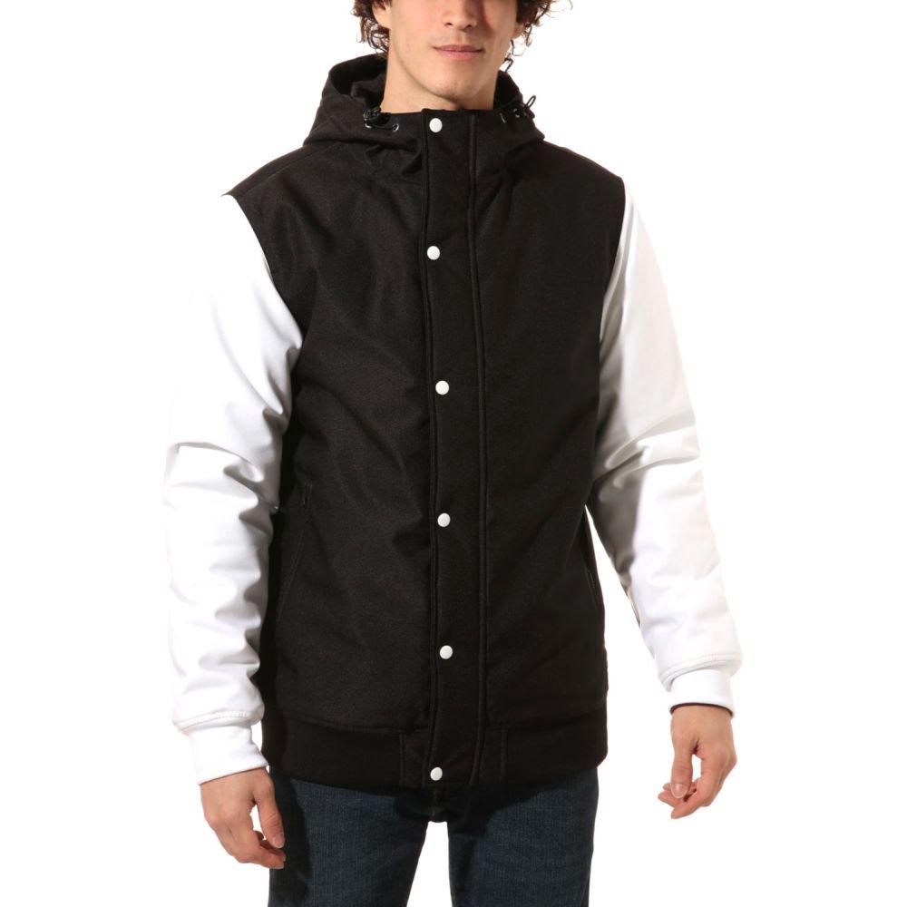 ヴァンズ Vans メンズ ジャケット アウター【Wells MTE Jacket】Black/White