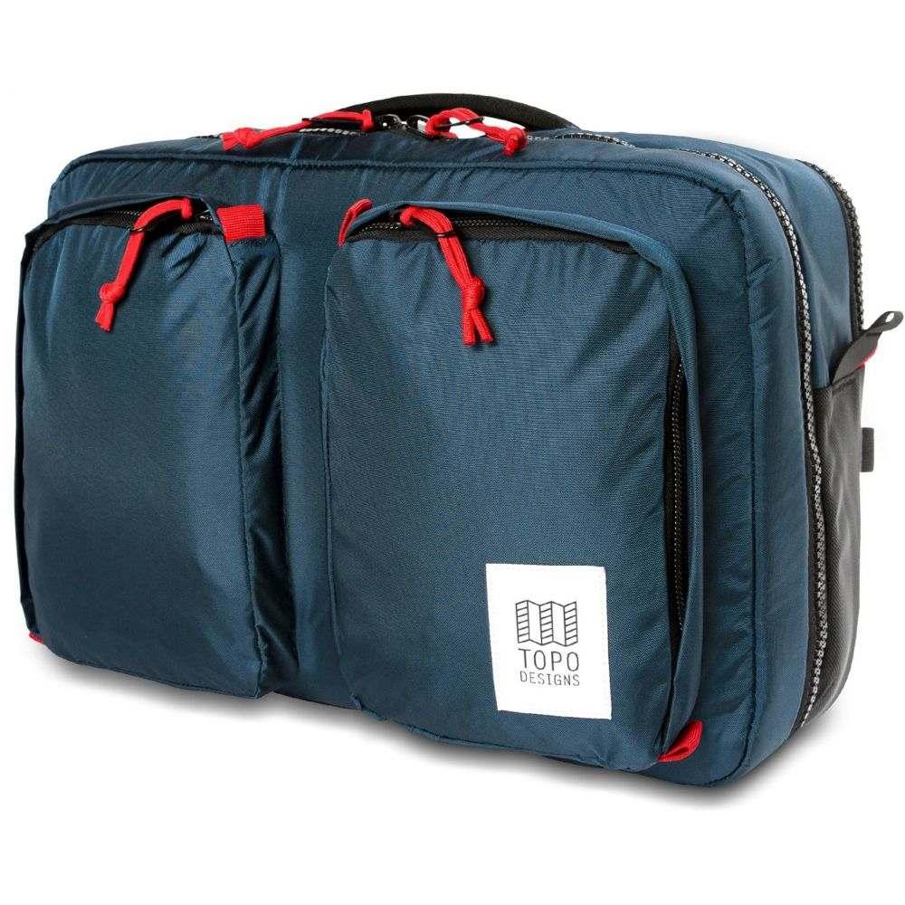 トポ デザイン Topo Designs メンズ ビジネスバッグ・ブリーフケース バッグ【Global Briefcase 3-Day Bag】Navy