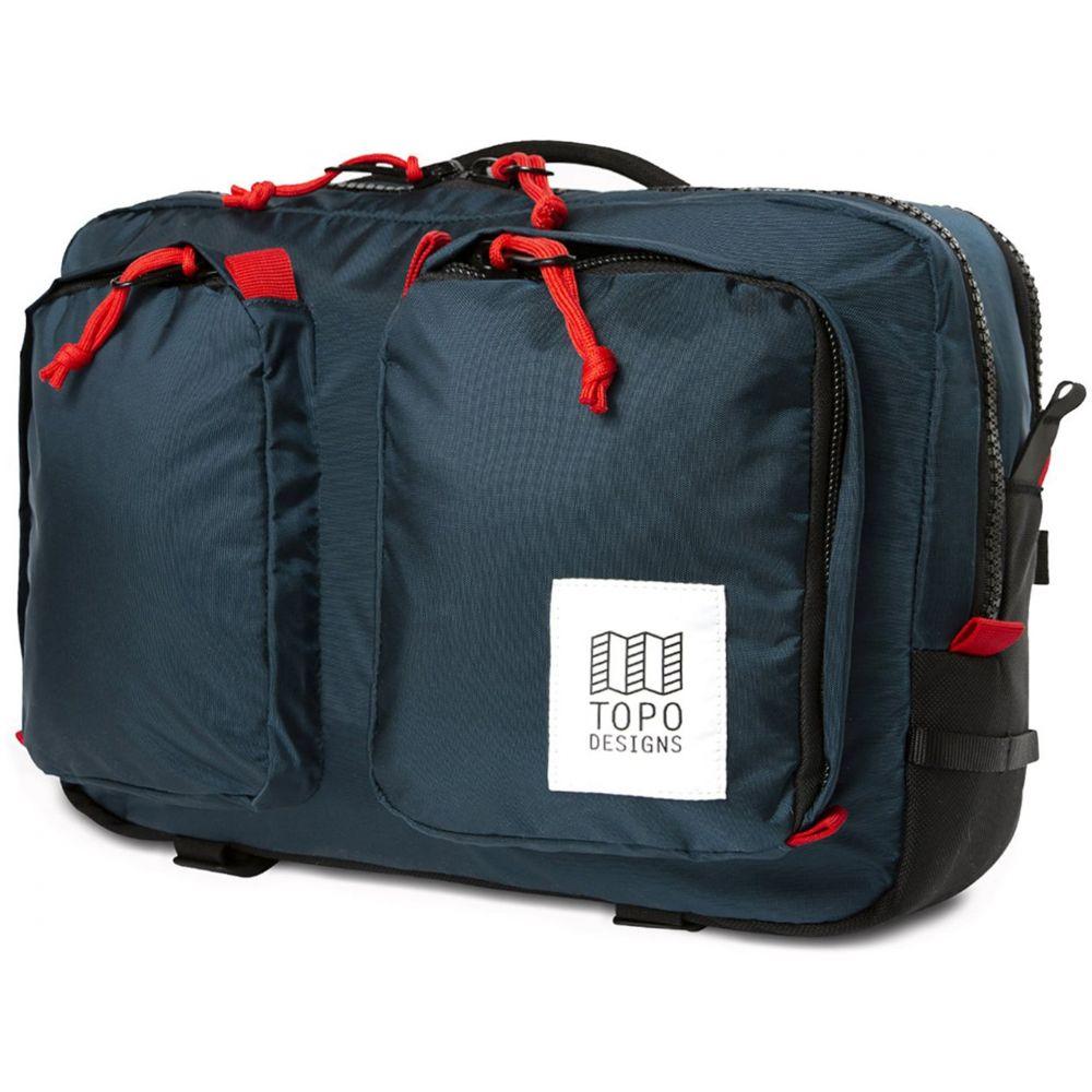 トポ デザイン Topo Designs メンズ ビジネスバッグ・ブリーフケース バッグ【Global Briefcase Bag】Navy