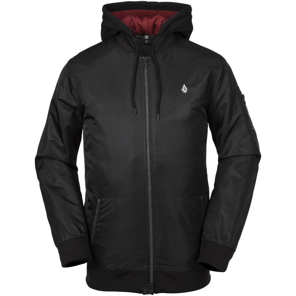 ボルコム Volcom メンズ ジャケット アウター【Cheyne 3-in-1 Jacket】Black