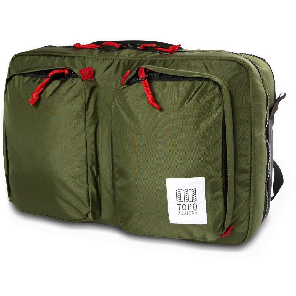 トポ デザイン Topo Designs メンズ ビジネスバッグ・ブリーフケース バッグ【Global Briefcase 3-Day Bag】Olive