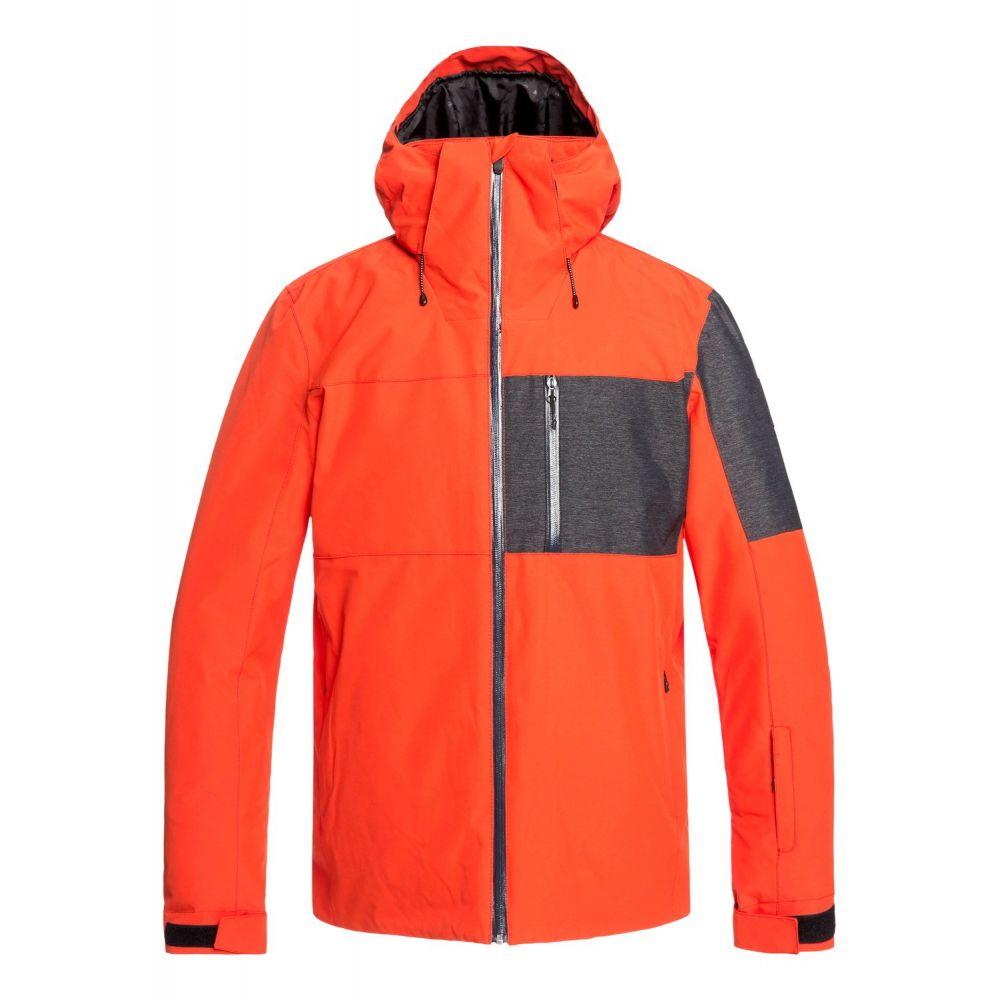 クイックシルバー Quiksilver メンズ スキー・スノーボード ジャケット アウター【Mission Plus Snowboard Jacket 2020】Poinciana