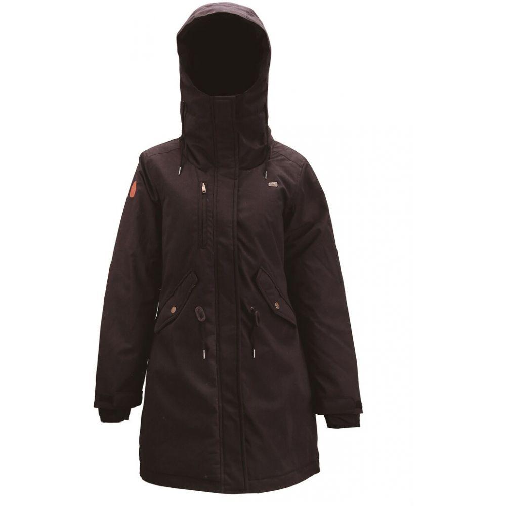 2117オブ スウェーデン 2117 Of Sweden レディース ジャケット アウター【Angsbo Jacket】Black