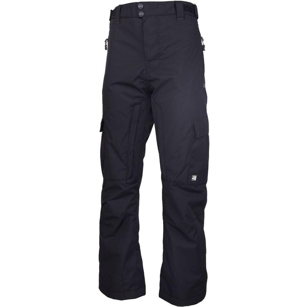 リホール Rehall メンズ スキー・スノーボード ボトムス・パンツ【Dizzy Snowboard Pants 2020】Black