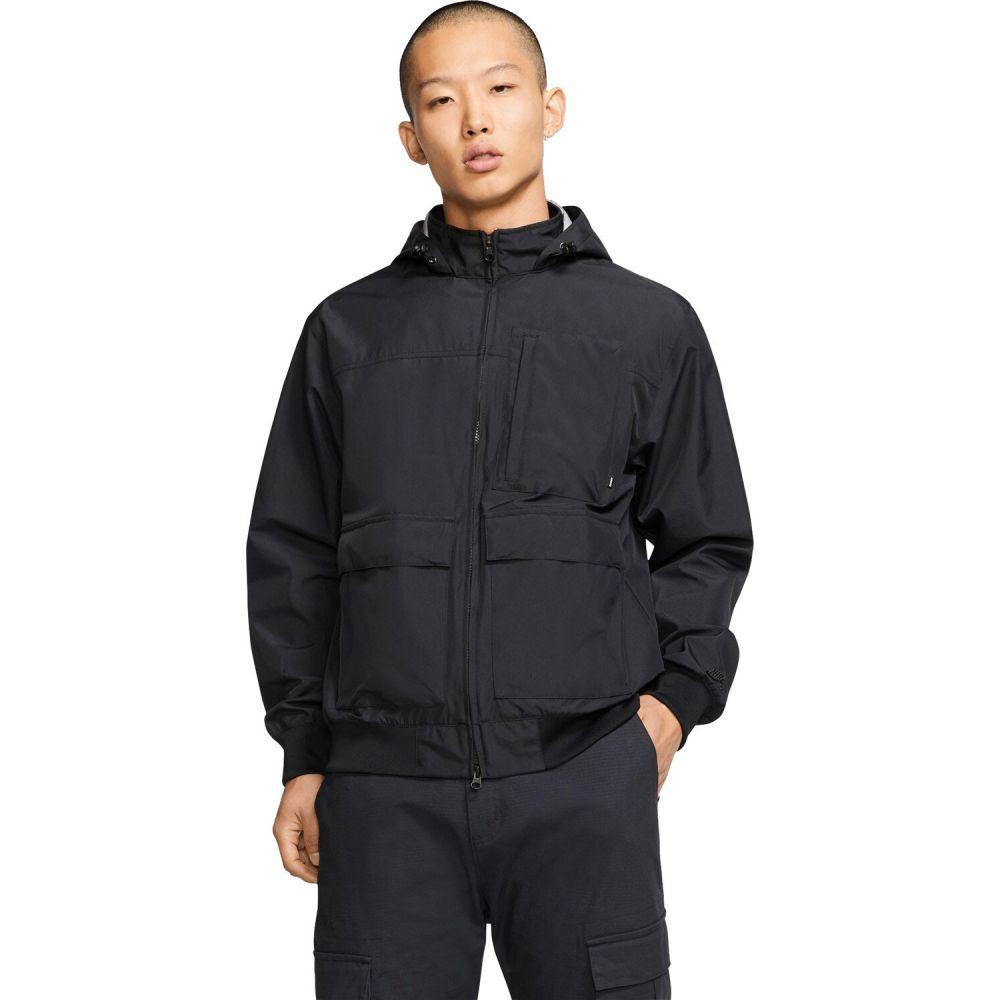 ナイキ Nike メンズ ジャケット アウター【SB Shield Jacket】Black/Black