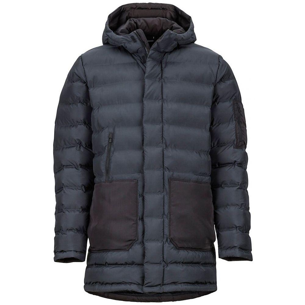 マーモット Marmot メンズ コート アウター【Alassian Featherless Parka Jacket】Black