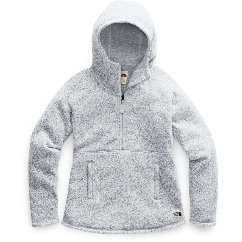 ザ ノースフェイス The North Face レディース パーカー トップス【Crescent Pullover Hoodie】TNF Light Grey Heather