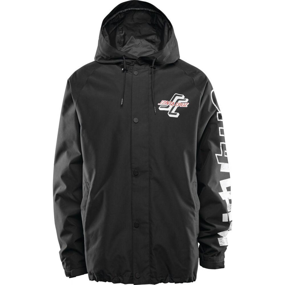サーティーツー Thirty Two メンズ スキー・スノーボード ジャケット アウター【32 - Grasser Snowboard Jacket 2020】Black