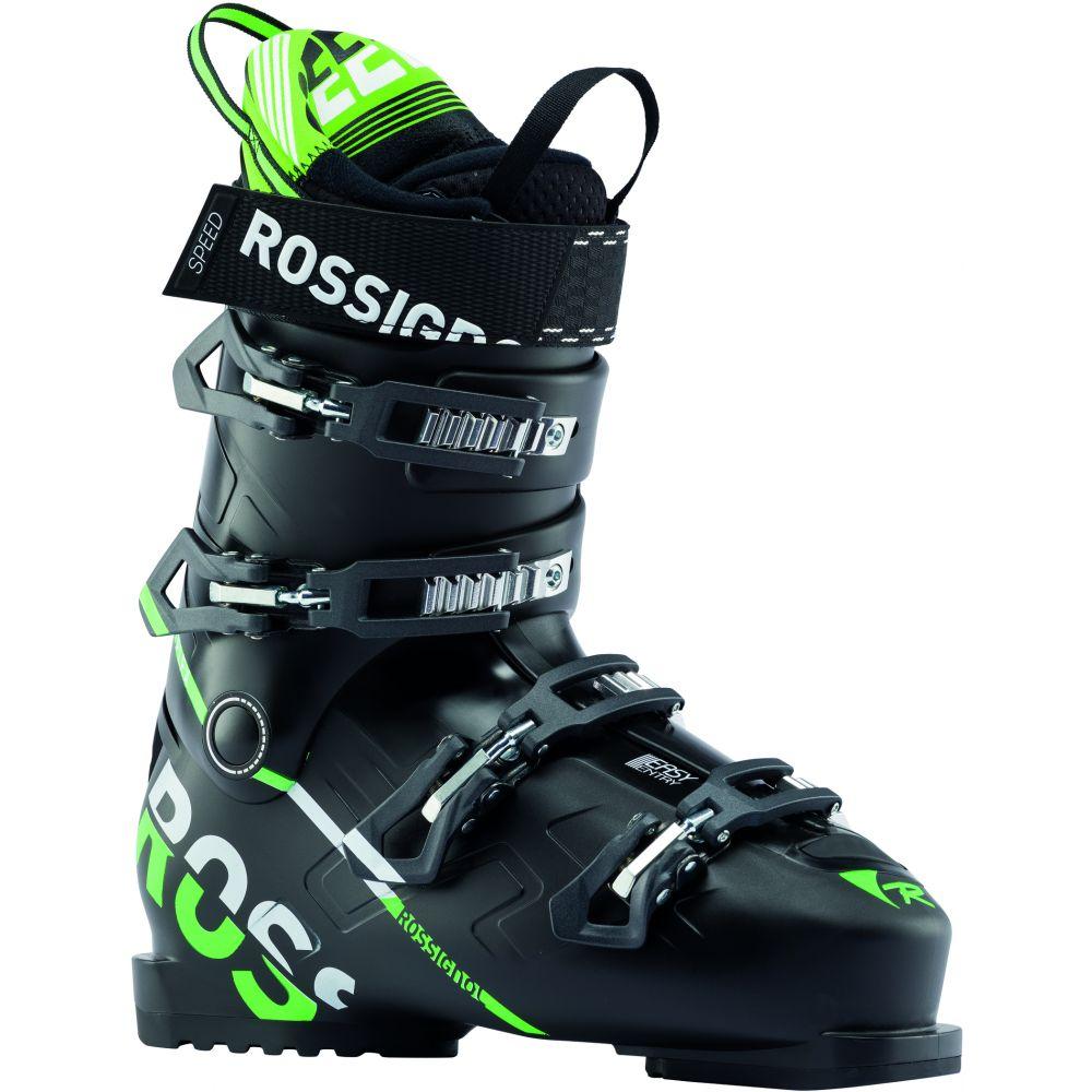 ロシニョール Rossignol メンズ スキー・スノーボード ブーツ シューズ・靴【Speed 80 Ski Boots 2020】Black/Green