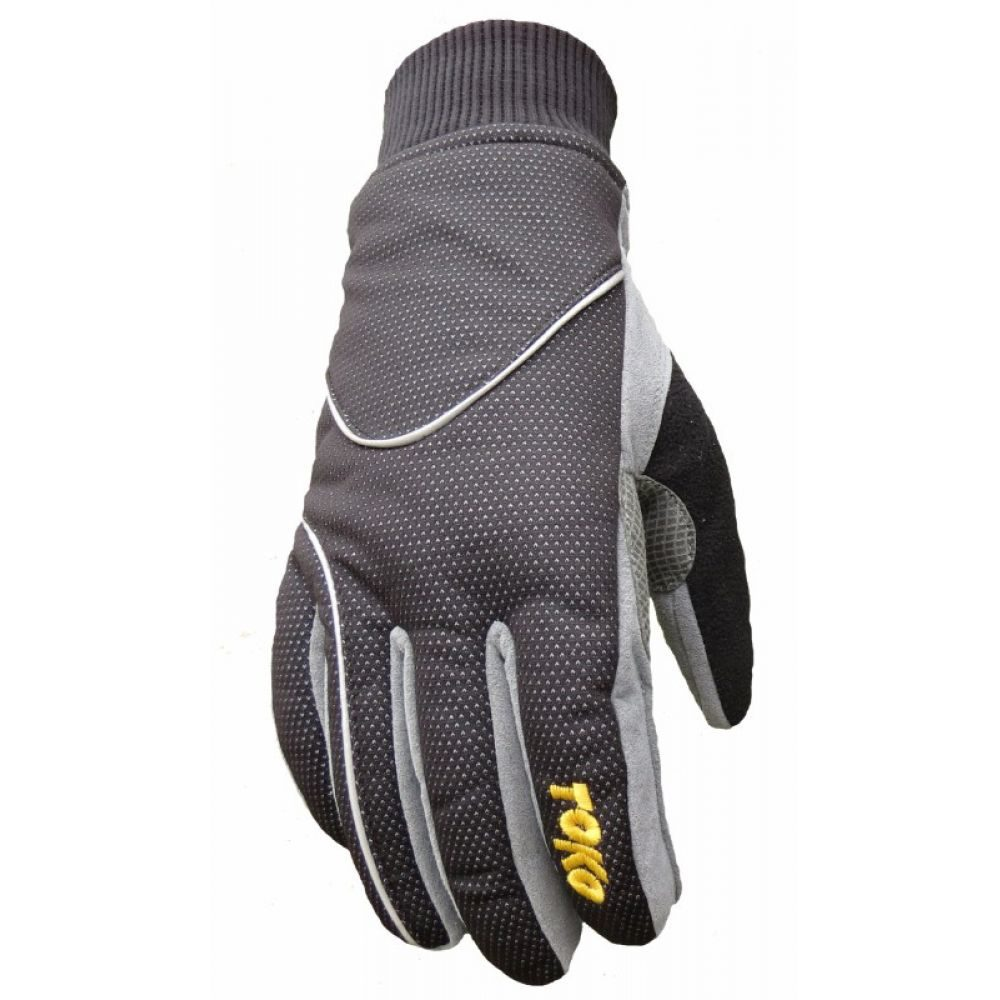 トコ Toko メンズ スキー・スノーボード グローブ【Arctic XC Ski Gloves】Black