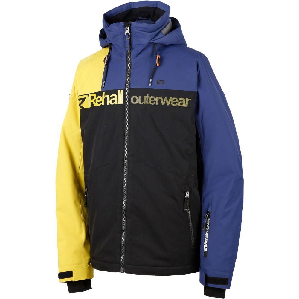 リホール Rehall メンズ スキー・スノーボード ジャケット アウター【Creak Snowboard Jacket 2020】Mustard